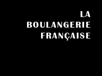 Boulangere Française