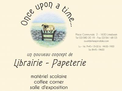 Librairie Once upon a time